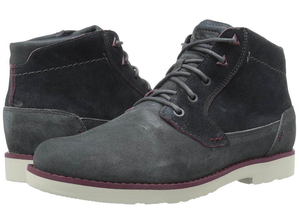 Teva - Durban Suede (Dark Shadow) Men's Shoes