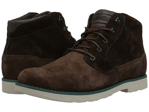 Teva - Durban Suede (Chocolate Brown) Men