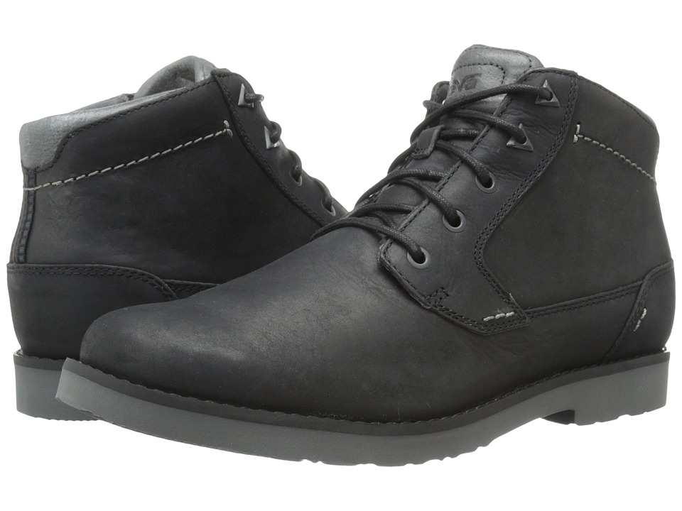 Teva Durban Leather (Black) Men