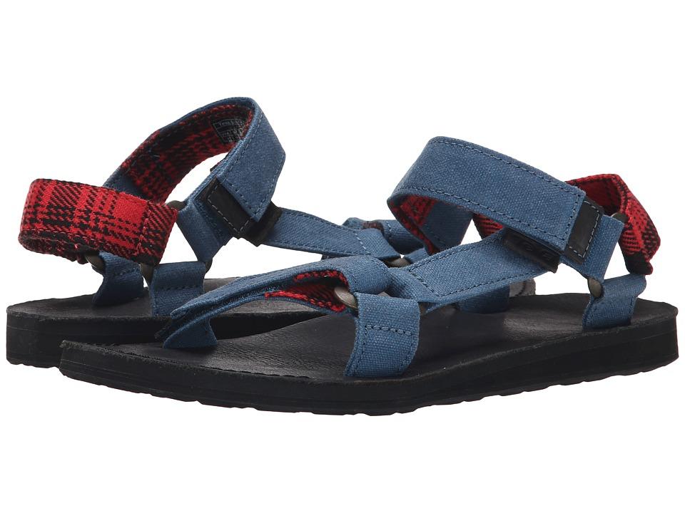 Teva - Original Universal Workwear (Legion Blue) Men's Shoes