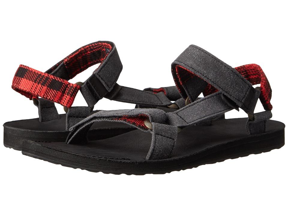 Teva - Original Universal Workwear (Black) Men's Shoes