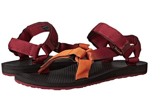 Teva - Original Universal Gradient (Fired Brick/Harvest Brown) Men's Shoes