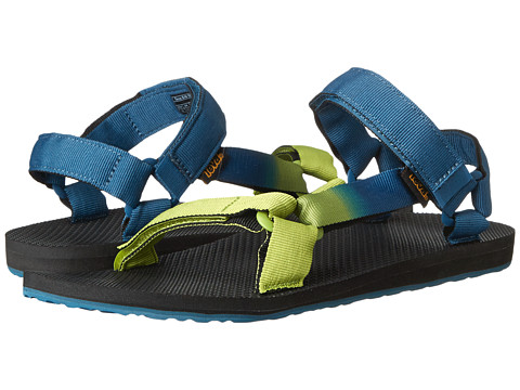 Teva - Original Universal Gradient (Legion Blue/Green) Men's Shoes