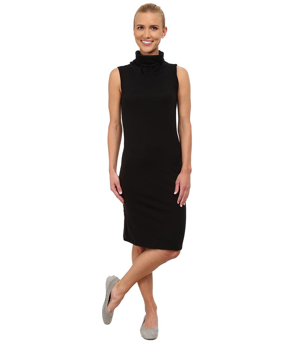 Icebreaker - Aria Sleeveless Dress (Black) Women's Dress
