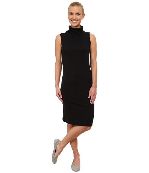 Icebreaker - Aria Sleeveless Dress (Black) Women's Dress