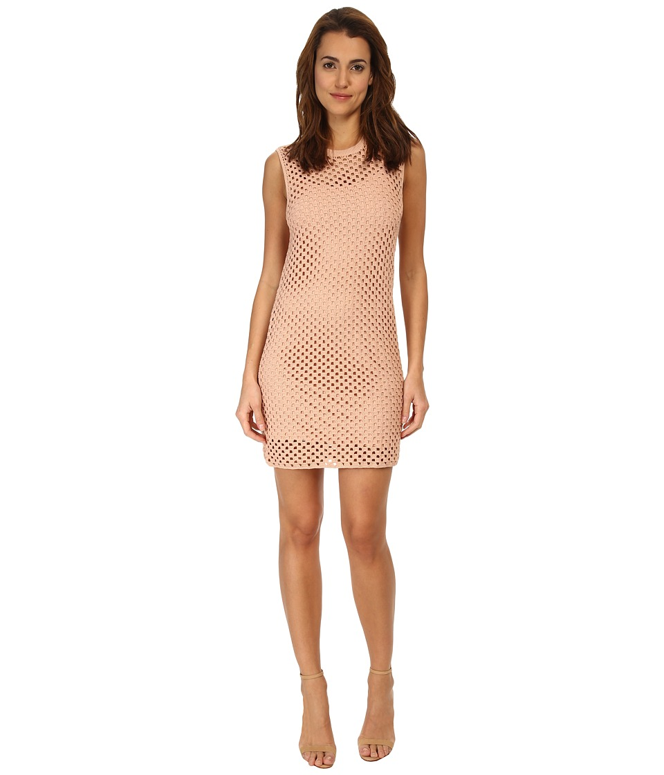 Theory Natialee Dress (Pink) Women
