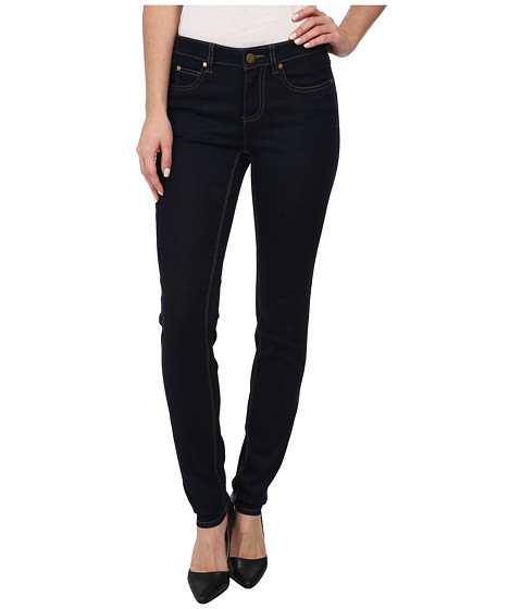 TWO by Vince Camuto - Classic Five-Pocket Skinny Jeans in Midnite Denim (Midnite Denim) Women