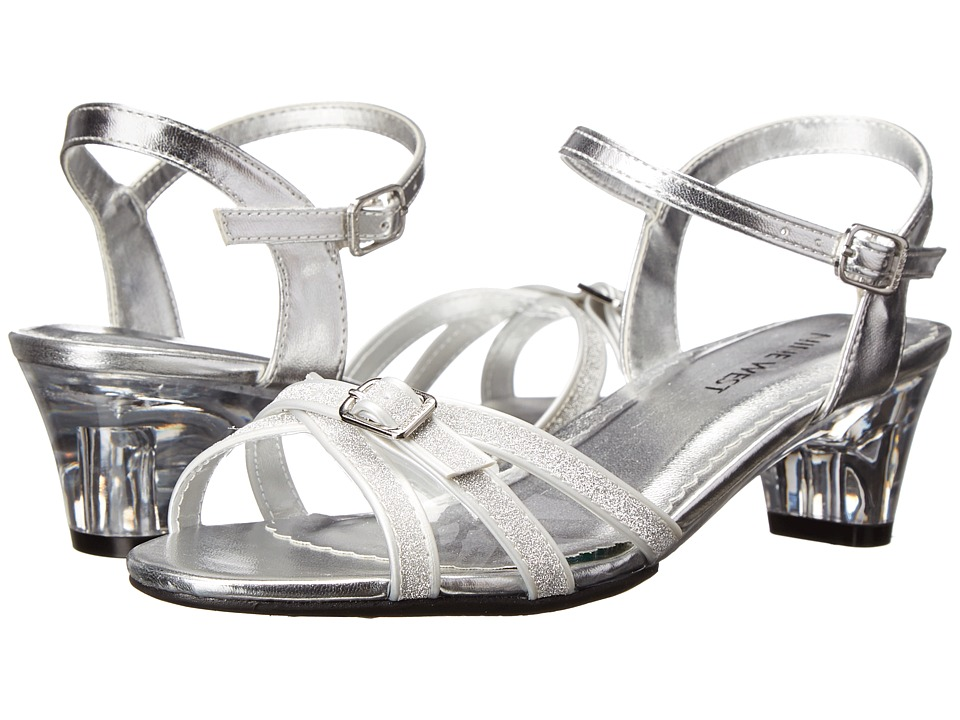 Nine West Kids - Fairytale (Little Kid/Big Kid) (Silver) Girls Shoes