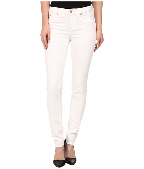 TWO by Vince Camuto - Five-Pocket Skinny Jeans in Ultra White (Ultra White) Women