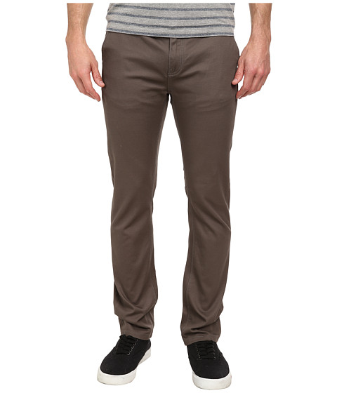 KR3W - K Slim Chino Pant (Warm Grey) Men