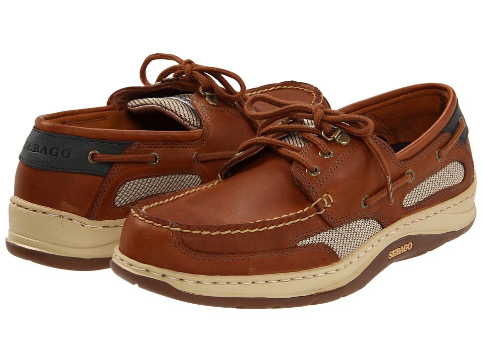 Sebago - Clovehitch II (Ambergold) Men's Lace up casual Shoes