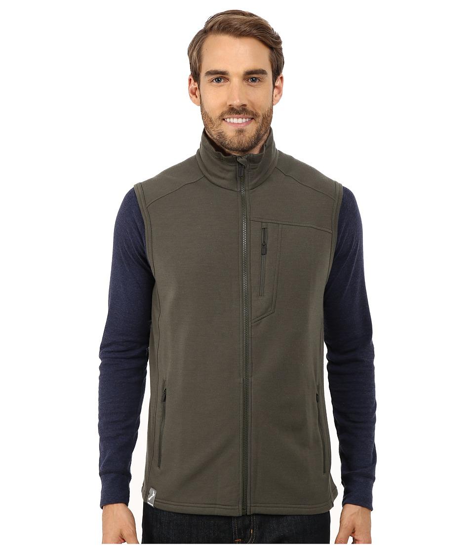 Icebreaker - Sierra Vest (Cargo/Cargo) Men's Vest