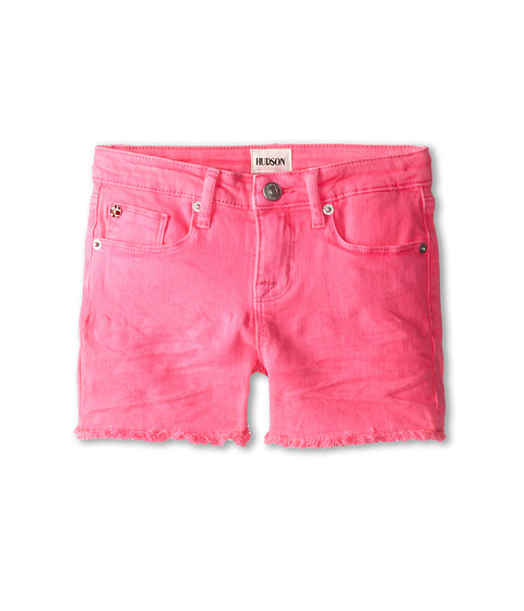 Hudson Kids - Ava Shorts in Toto Pink (Toddler) (Toto Pink) Girl