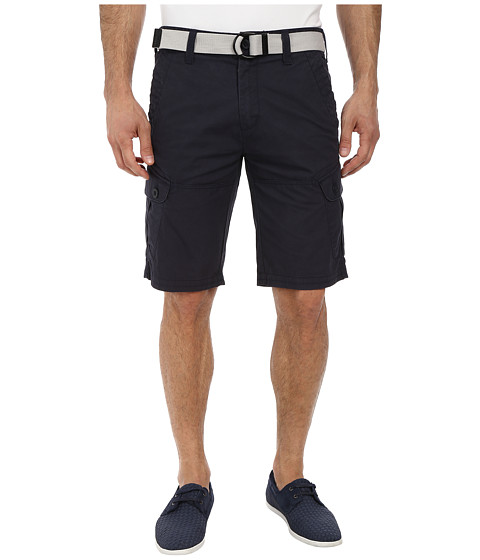 U.S. POLO ASSN. - Baby Canvas Slim Cargo Short (Summer Navy) Men's Shorts