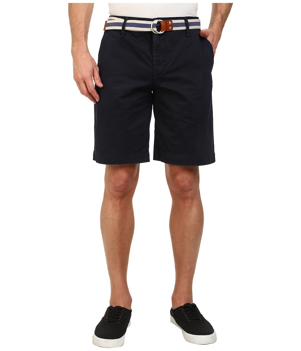 U.S. POLO ASSN. - Hartford Twill Short (Summer Navy) Men's Shorts