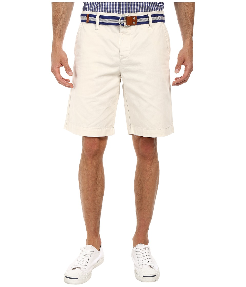 U.S. POLO ASSN. - Hartford Twill Short (Polo Stone) Men's Shorts