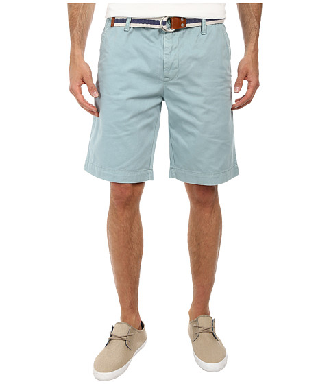 U.S. POLO ASSN. - Hartford Twill Short (Celadon Green) Men's Shorts