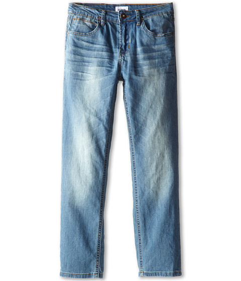 Hudson Kids - Parker Straight Leg Jeans in Depth Charge (Big Kids) (Depth Charge) Boy