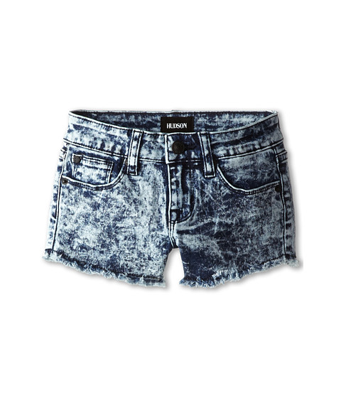 Hudson Kids - Superpower Shorts in Blueberry Cream (Big Kids) (Blueberry Cream) Girl's Shorts