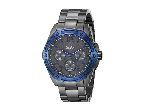 GUESS - U0601G1 Flagship (Blue) Sport Watches