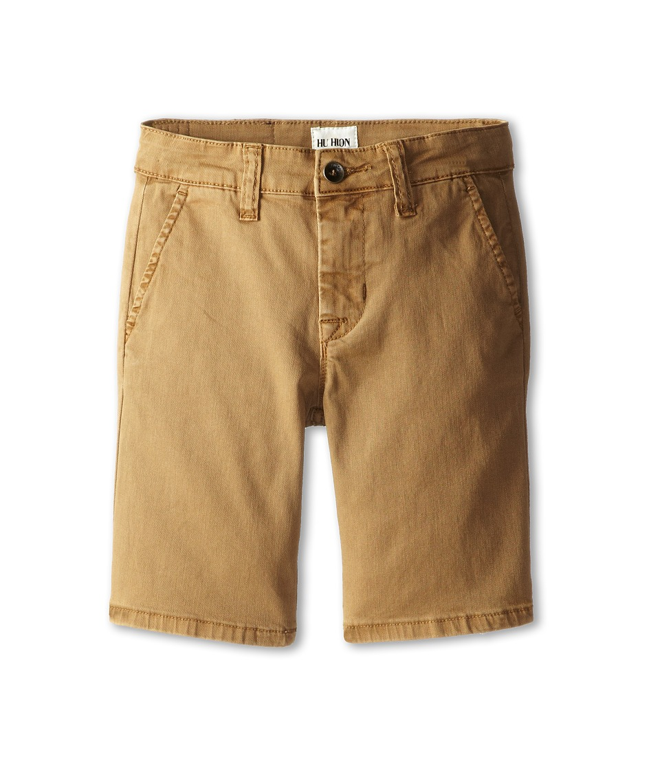 Hudson Kids - Chino Shorts in Bit Oh Honey (Little Kids/Big Kids) (Bit Oh Honey) Boy's Shorts