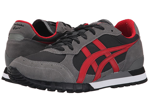 Onitsuka Tiger by Asics - Colorado Eighty-Five (Black/Red) Shoes