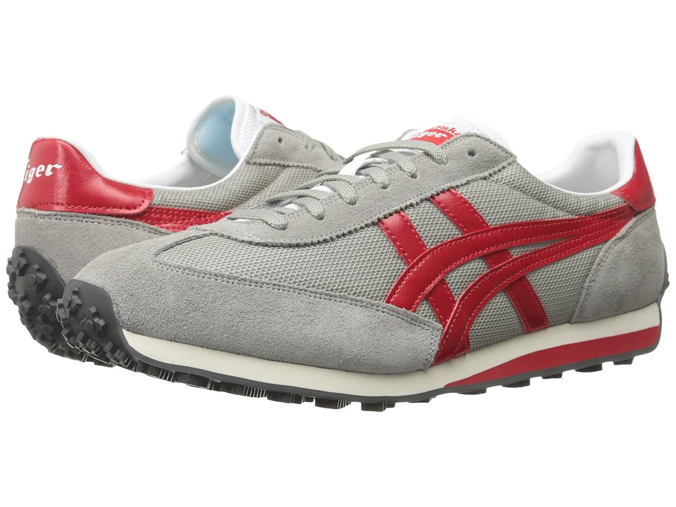 Onitsuka Tiger by Asics - EDR 78 (Light Grey/Red) Shoes