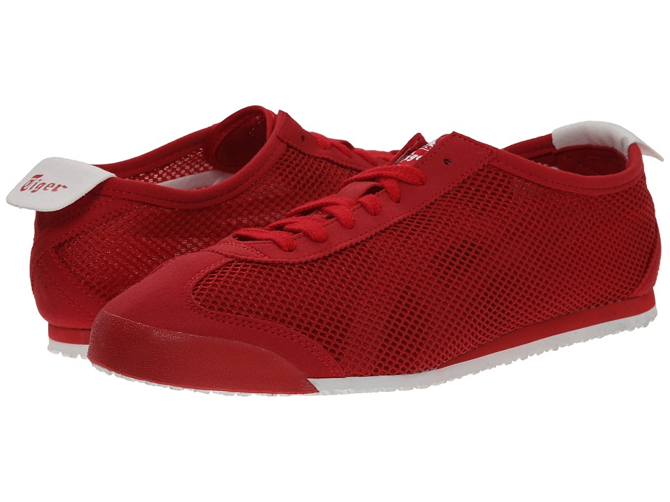 Onitsuka Tiger by Asics - Mexico 66 (Red/Red) Shoes