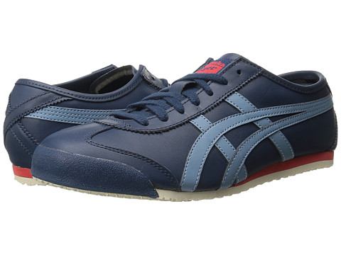 Onitsuka Tiger by Asics - Mexico 66 (Poseidon/Vintage Blue) Shoes