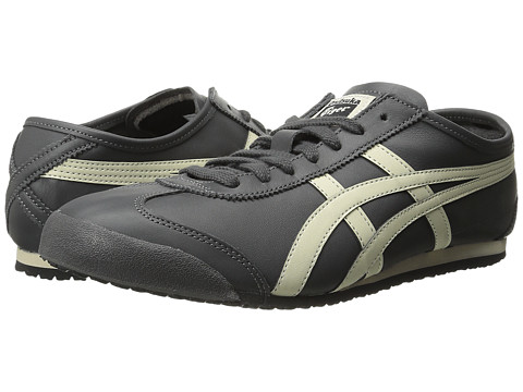 Onitsuka Tiger by Asics - Mexico 66 (Dark Grey/Off White) Shoes