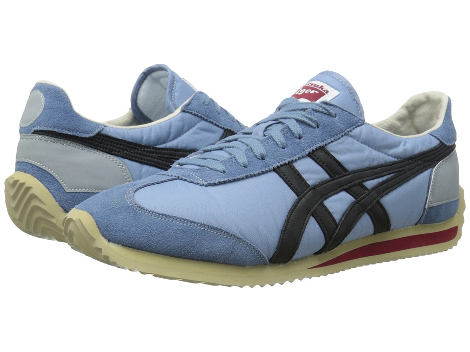 Onitsuka Tiger by Asics - California 78 Vintage (Vintage Blue/Black) Classic Shoes