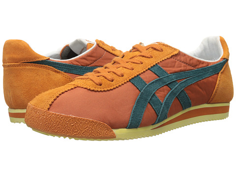 Onitsuka Tiger by Asics - Tiger Corsair VIN (Hawaiian Sunset/Teal Forest) Shoes