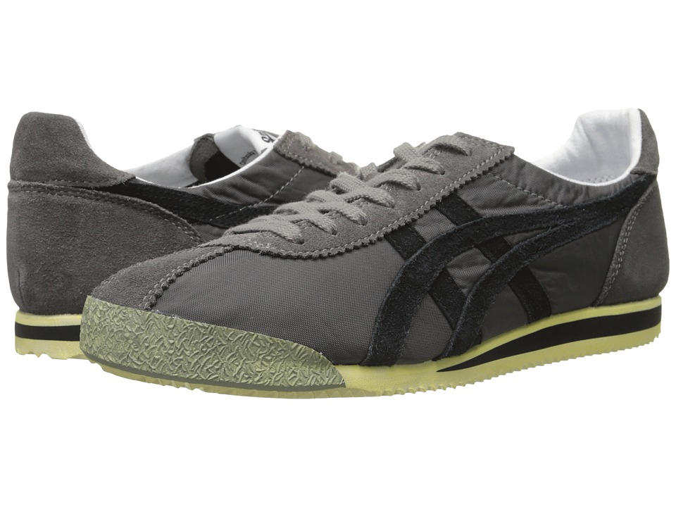 Onitsuka Tiger by Asics - Tiger Corsair VIN (Grey/Black) Shoes