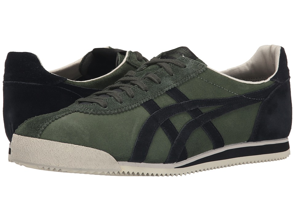 Onitsuka Tiger by Asics - Tiger Corsair (Duffel Bag/Black) Classic Shoes