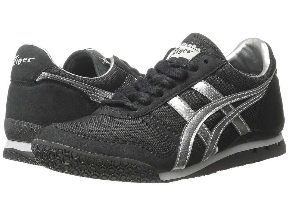 Onitsuka Tiger by Asics - Ultimate 81 (Black/Silver) Classic Shoes