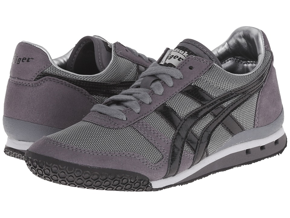 Onitsuka Tiger by Asics - Ultimate 81 (Silver/Black) Classic Shoes