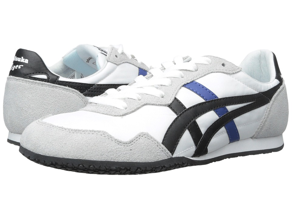 Onitsuka Tiger by Asics - Serrano (White/Black 2) Classic Shoes
