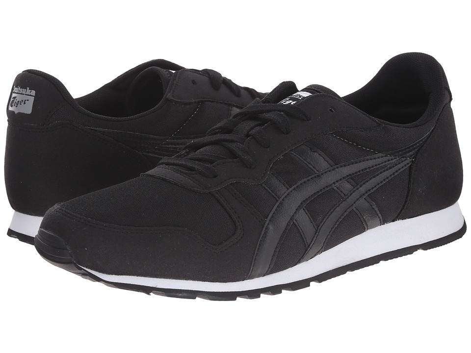 Onitsuka Tiger by Asics - Temp Racer (Black/Black) Shoes