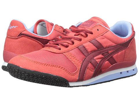 Onitsuka Tiger by Asics - Ultimate 81 (Fiery Red/Burgundy) Women