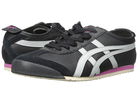Onitsuka Tiger by Asics - Mexico 66 (Black/Soft Grey) Women's Classic Shoes