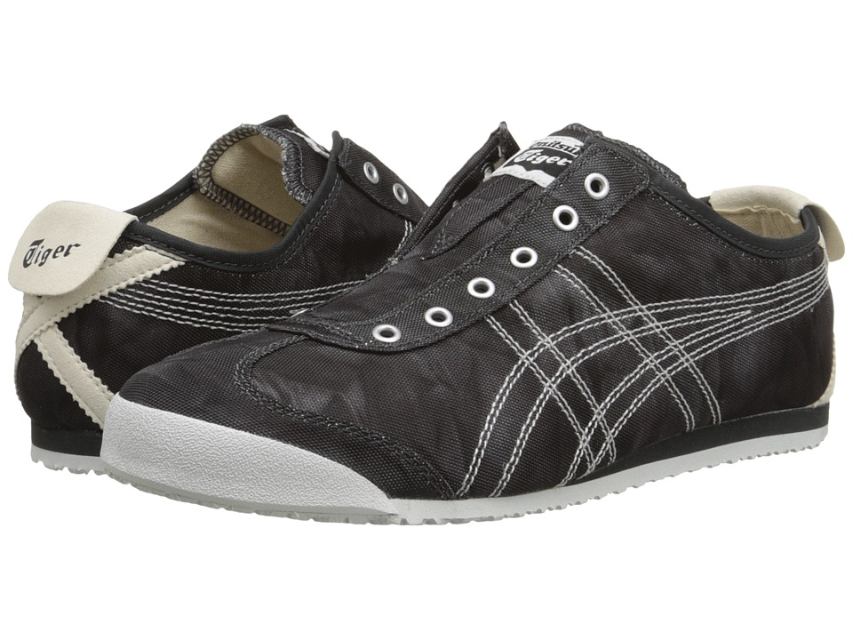 Onitsuka Tiger by Asics - Mexico 66 Slip-On (Black/White) Women's Classic Shoes