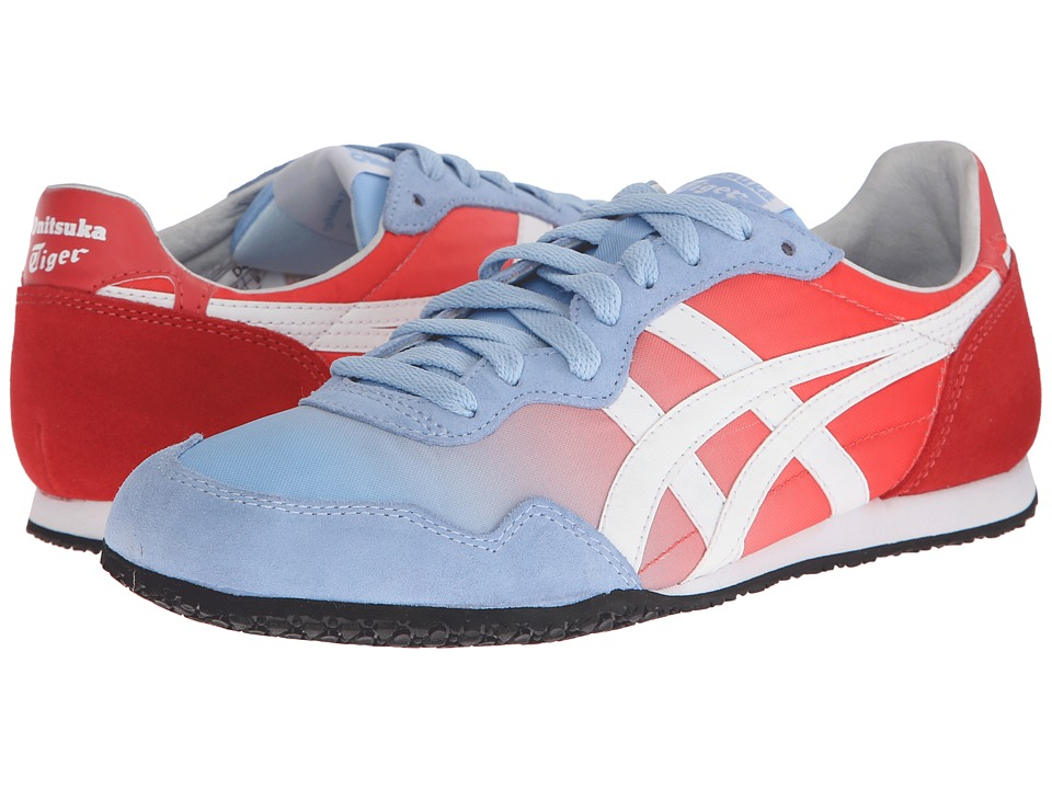 Onitsuka Tiger by Asics - Serrano (Blue Bell/White) Women's Classic Shoes