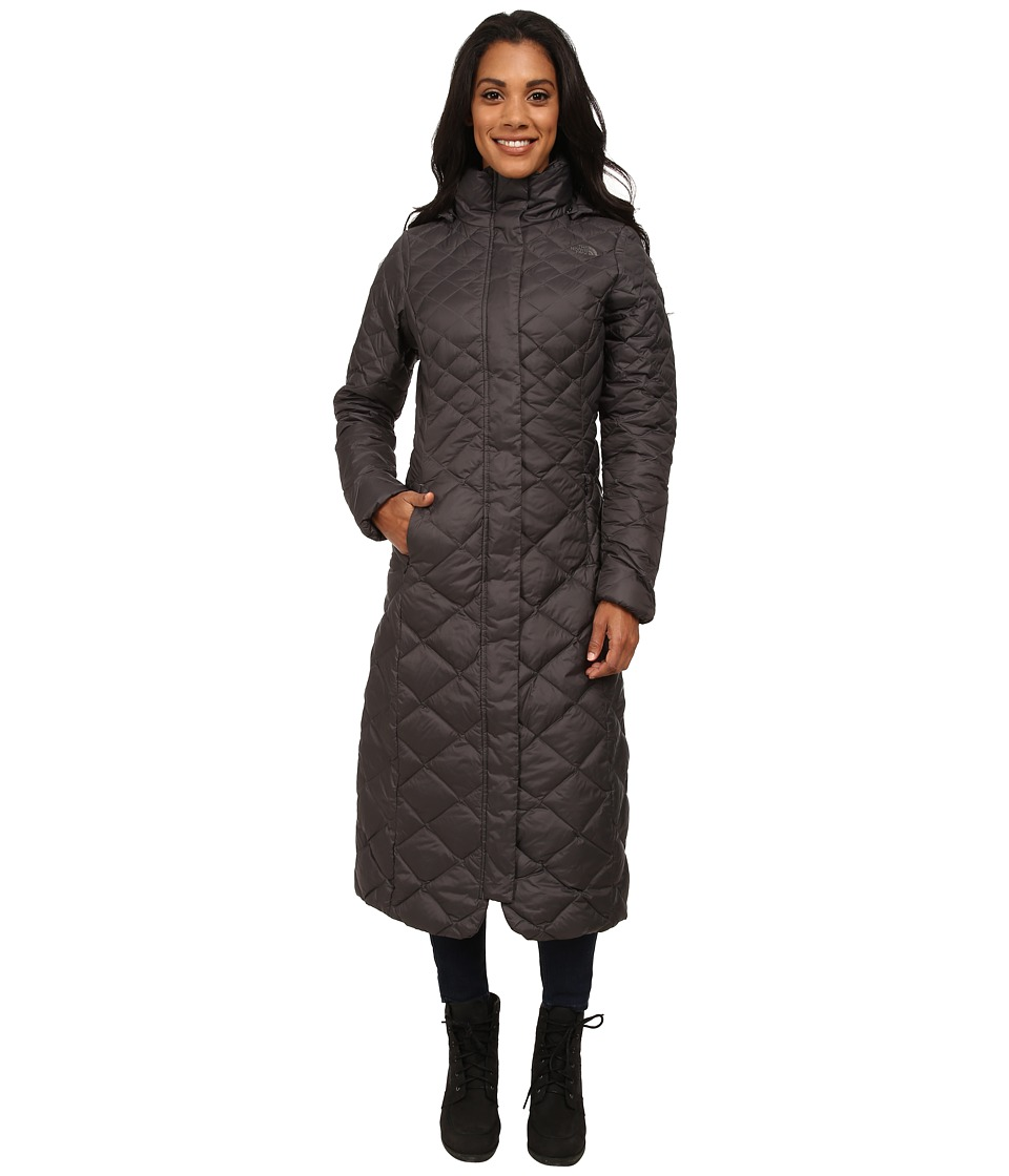 The North Face - Triple C Parka II (Graphite Grey) Women's Coat
