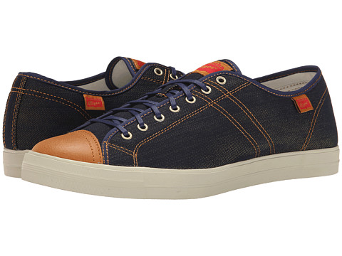 Onitsuka Tiger by Asics - Badminton 68 (Navy/Tan) Shoes