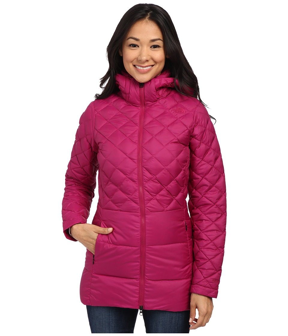 The North Face - Tyndall Coat (Dramatic Plum) Women's Coat