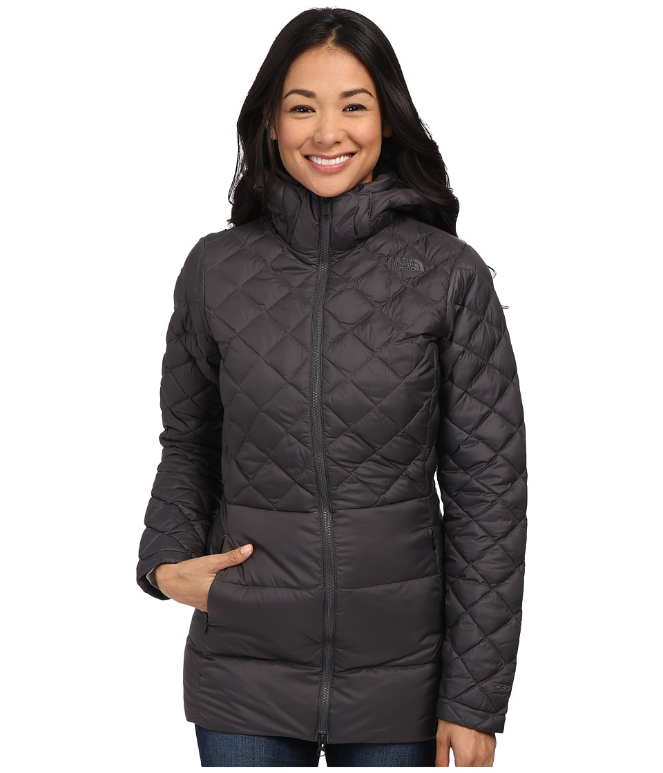 The North Face - Tyndall Coat (Graphite Grey) Women's Coat