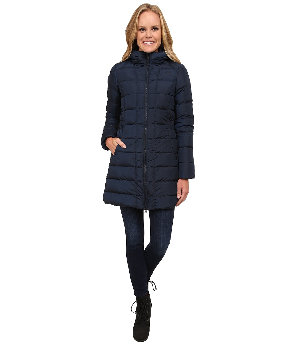 The North Face - Gotham Parka (Urban Navy/Urban Navy) Women's Coat