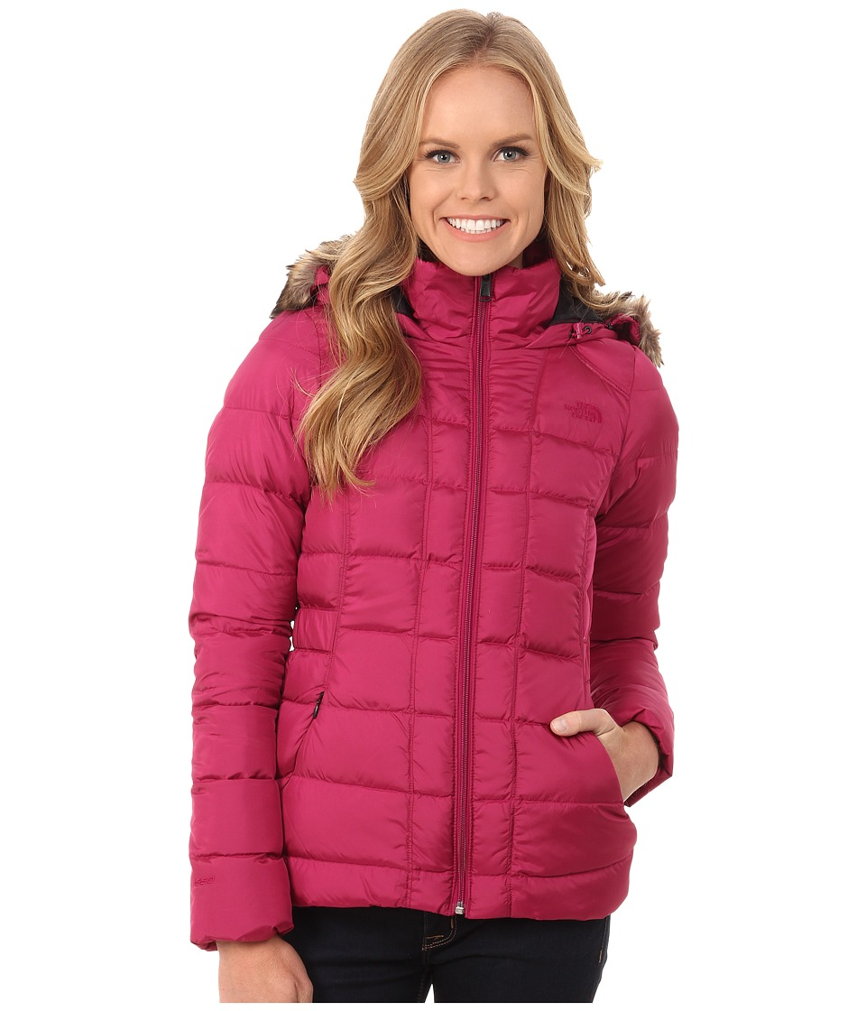 The North Face - Gotham Jacket (Dramatic Plum) Women's Coat