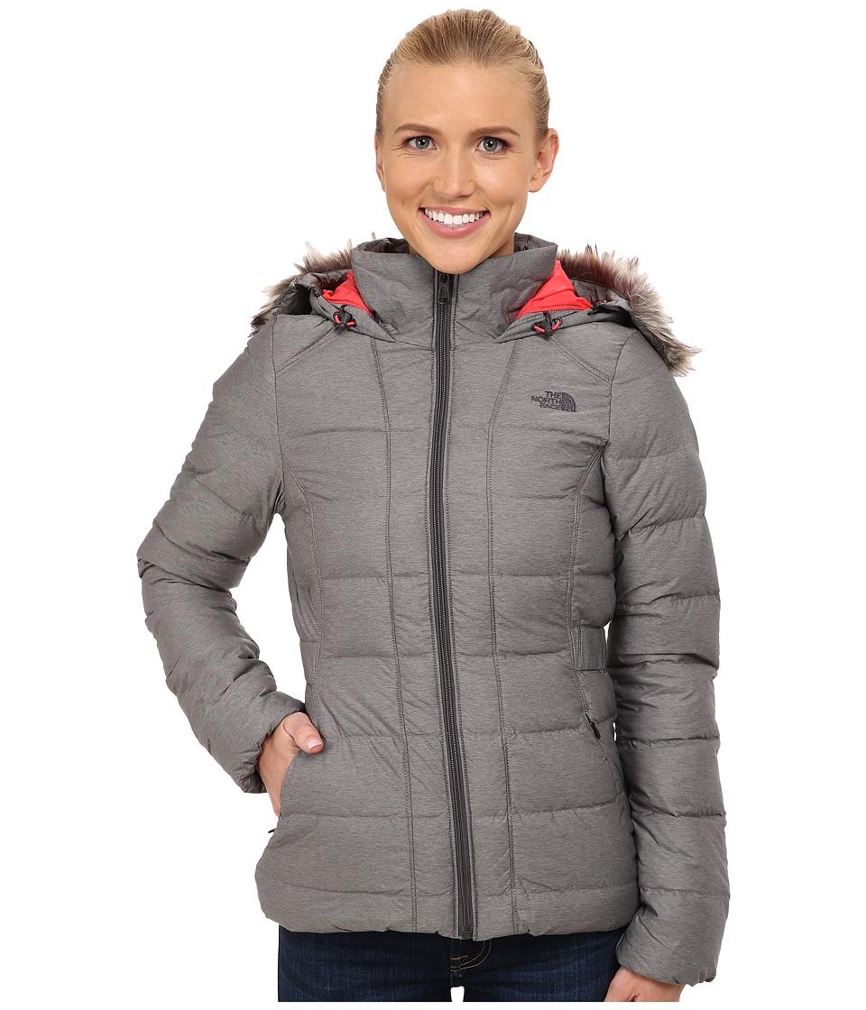 The North Face - Gotham Jacket (Graphite Grey Heather) Women