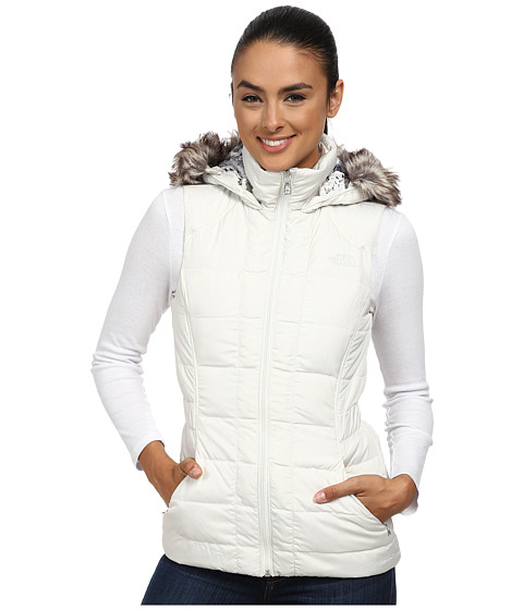 The North Face - Gotham Vest (Vaporous Grey) Women's Vest